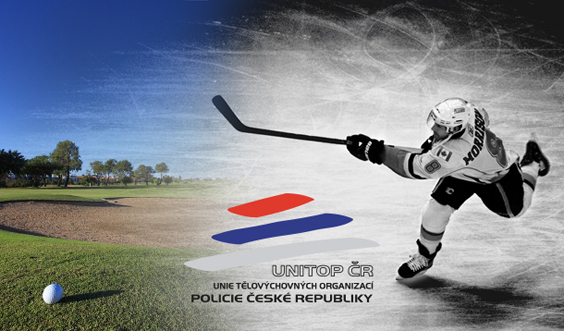 Ice Hockey and Golf Event