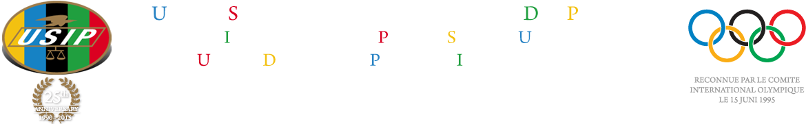 USIP – International Police Sports Union Retina Logo