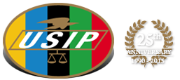 USIP – International Police Sports Union Mobile Logo