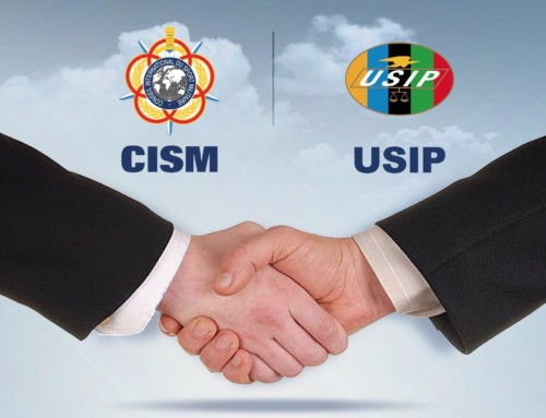 Meeting of USIP and CISM Presidents