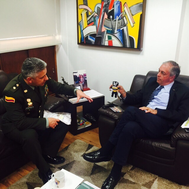 Meeting-with-Minister-of-Sport-colombia—Andrés Botero