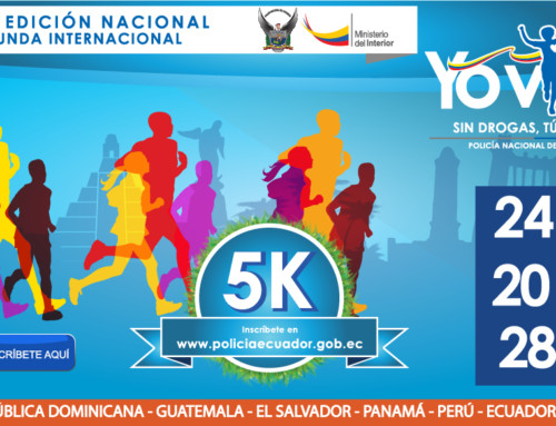 5K Athletic Festival in Ecuador
