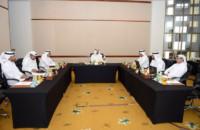 Meeting UAE delegation Kuwait 2nd WPG