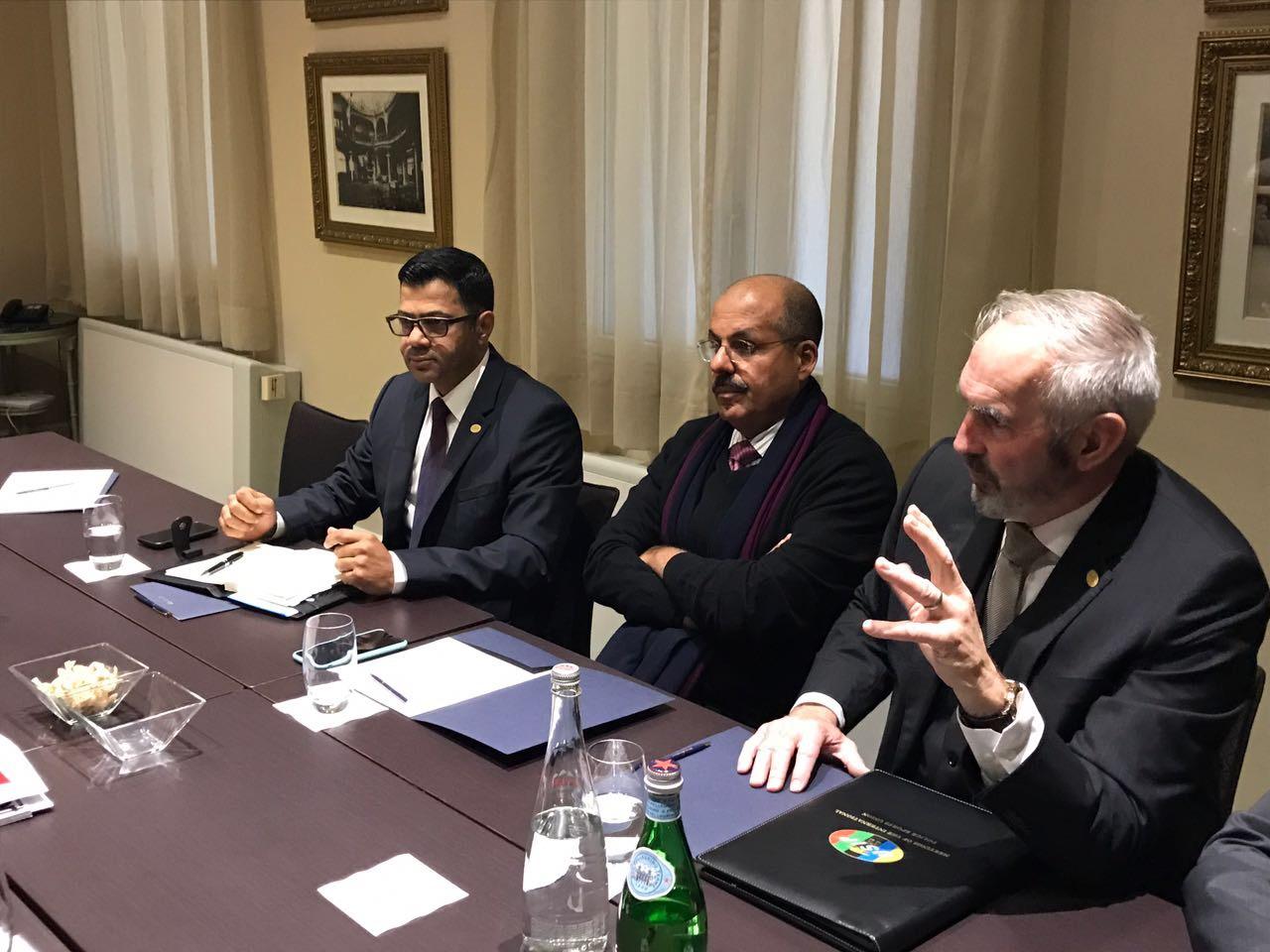 USIP meets ASSP Monaco in Monte Carlo