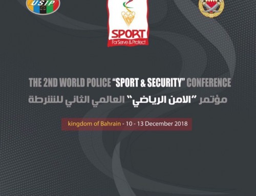 2nd USIP World Police Sport and Security Conference