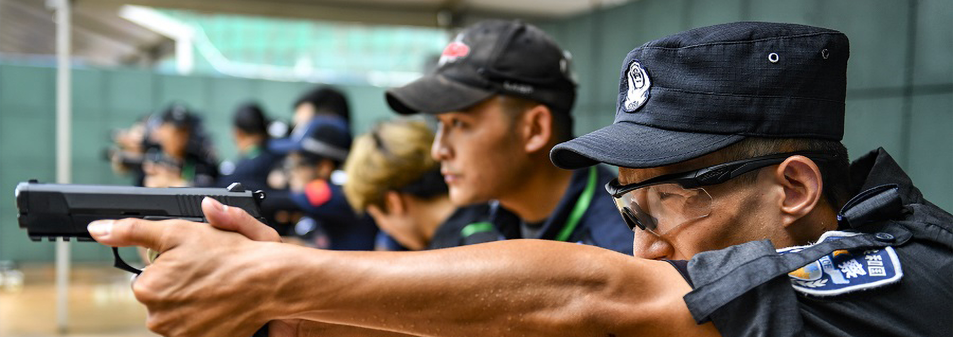 2nd-World-Police-Service-Pistol-Shooting-Championship-2018-Guangdong-China