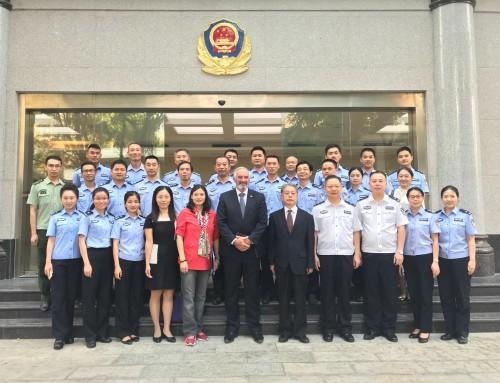 USIP TC meet Guangzhou WPPS organizer