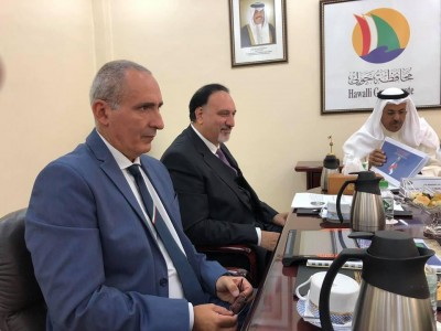 USIP meets ASPMI in Kuwait-2