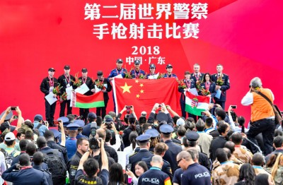 China-Wins-the-2nd-USIP-World-Police-Service-Pistol-Shooting-Championship