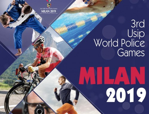 3rd USIP World Police Games 2019 Milan open for registration
