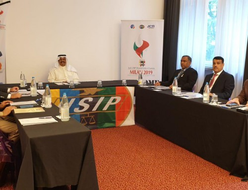 Executive Office has agreed to host Kuwait for the 4th usip world police games Games 2021