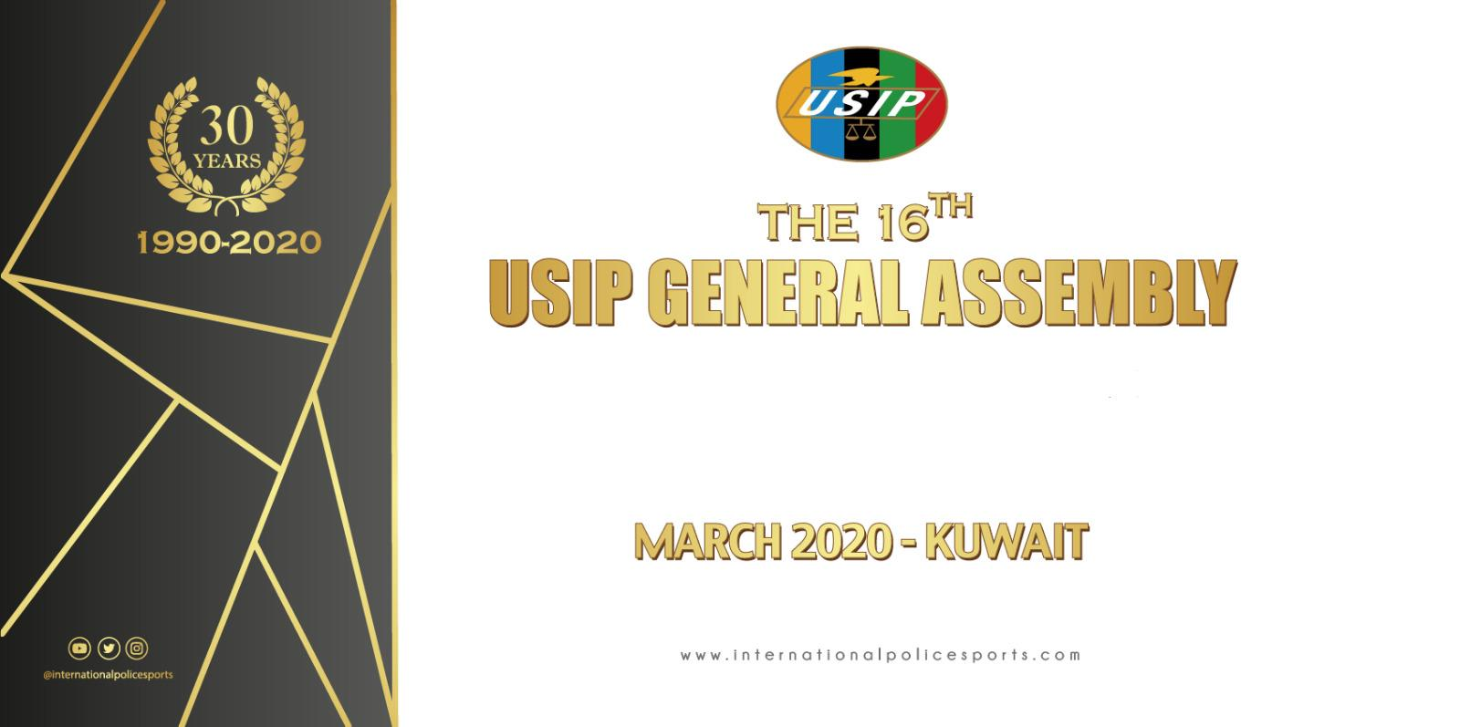 16th usip general assembly march 2020