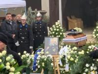 Funeral of USIP TC member Gen. Geza Meichl