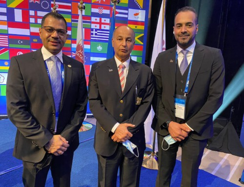 Husain Al Musallam elected new FINA President